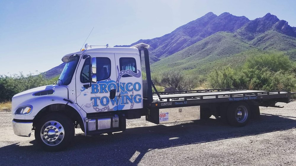 Bronco Towing