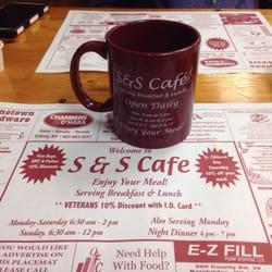 S S Cafe Bainbridge Ny