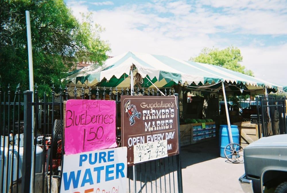 Guadalupe Farmer's Market: 9210 S Avenida Del Yaqui, Guadalupe, AZ