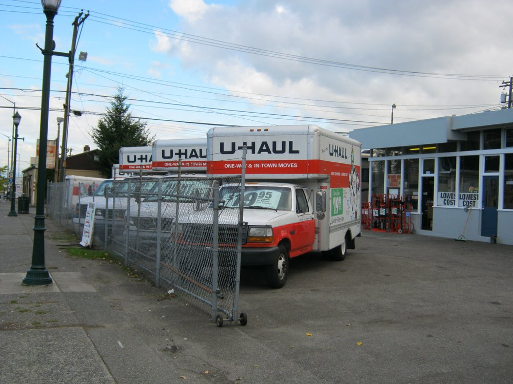 U-Haul Neighborhood Dealer - Truck Rental - 3802 Center St ...