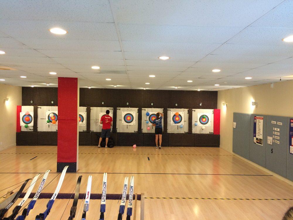 Next Step Archery: 22313 70th Ave W, Mountlake Terrace, WA