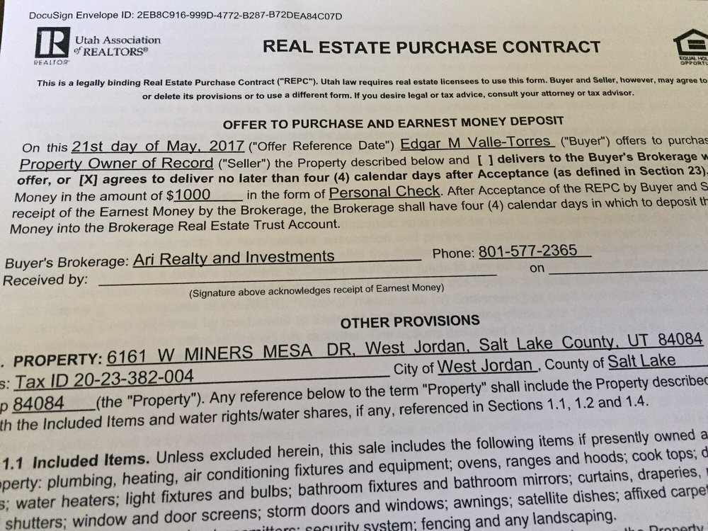 Bathroom Fixtures Utah ari realty - real estate services - 8539 s redwood rd, salt lake