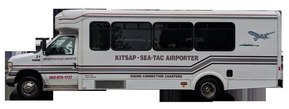 Bremerton Kitsap Airporter: 5748 Bethel Rd, Port Orchard, WA