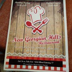 New Georgian Hills Restaurants 11 Photos 17 Reviews American