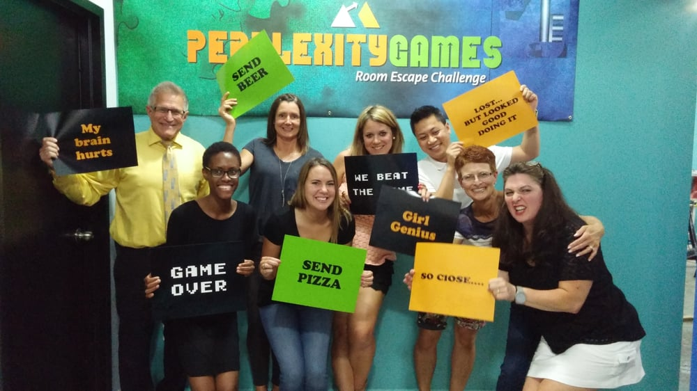 Perplexity Escape Room Cleveland