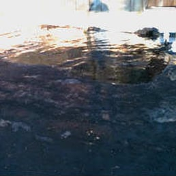 Photo Of DHI Roofing Contractor   Rockville, MD, United States. Hot Tar  Flood