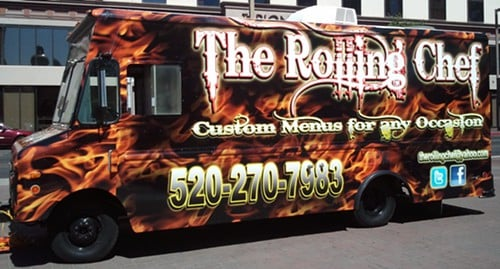 The Rolling Chef: Tucson, AZ
