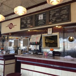 Photo Of The Cutchogue Diner Ny United States Counter And Partial