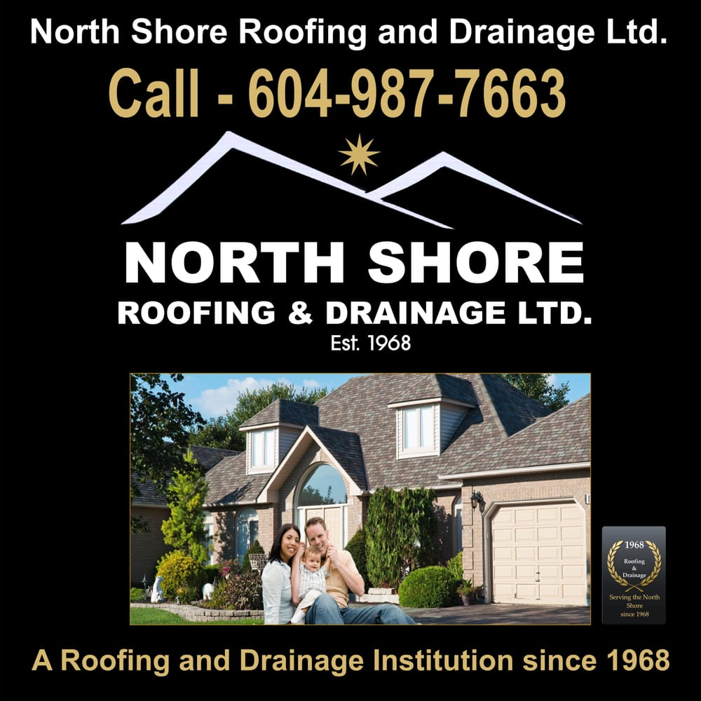 Captivating North Shore Roofing U0026 Drainage   Roofing   1467 Crown Street, North  Vancouver, BC   Phone Number   Yelp