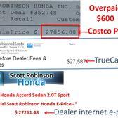 Costco Auto Program >> Costco Auto Program 114 Reviews Car Dealers 10251 Vista