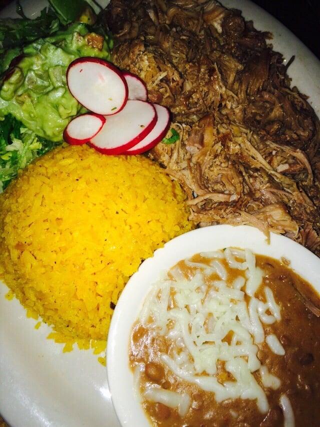 Mexican Restaurant Near Worcester