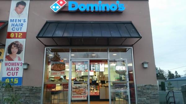 Domino's Pizza - 22941 Highway 99, Edmonds, WA - 2019 All