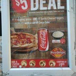 Photo Of Pizza Delight   Halifax, NS, Canada. Thatu0027s A Deal!