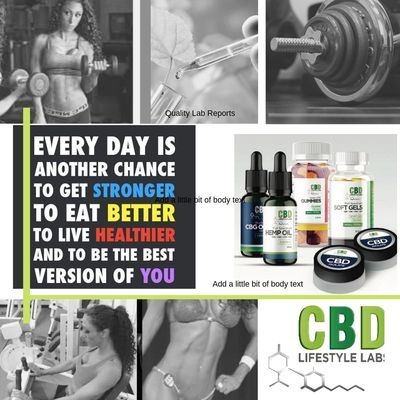 CBD Lifestyle Labs - Cannabis Collective - 525 Milltown Rd, North