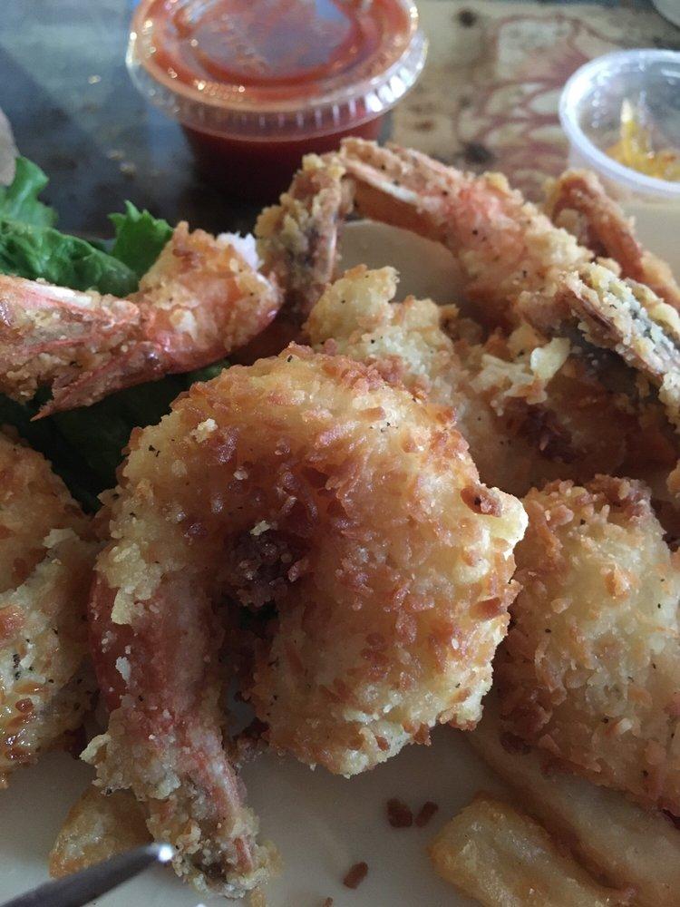 Shrimp Landing: 48 US Hwy 19 S, Inglis, FL