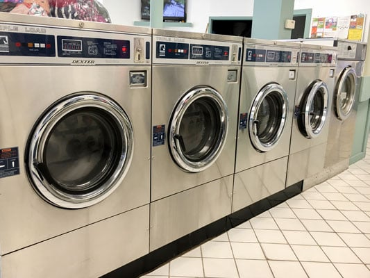 Dayville Laundromat: 470 Hartford Pike, Killingly, CT