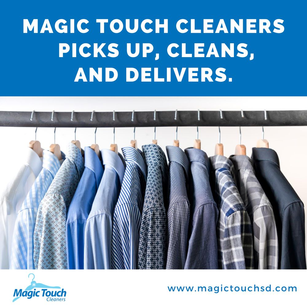 Magic Touch Cleaners