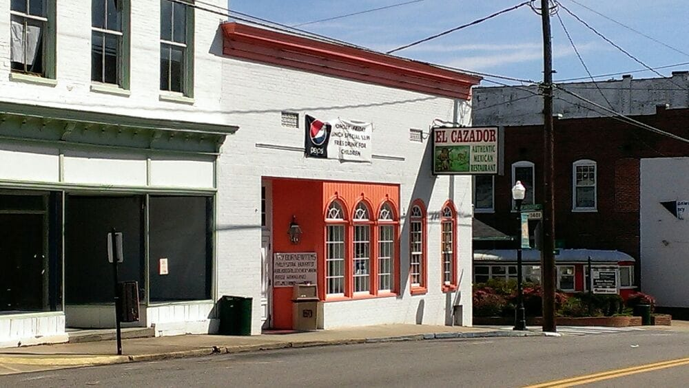 El Cazador: 15 S Main St, Chatham, VA