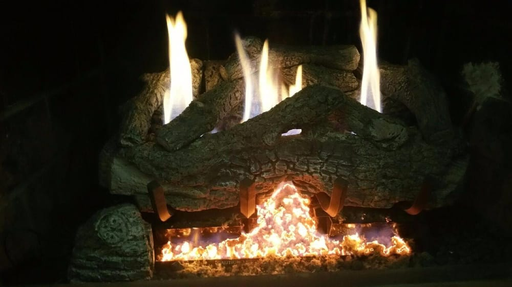 gas fireplaces plus