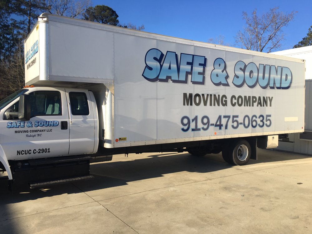 Safe & Sound Moving Company