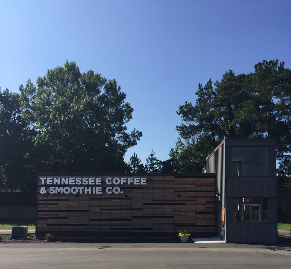 Tennessee Coffee & Smoothie Company: 1210 North Commerce Ct, Columbia, TN