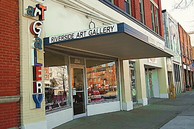 Social Spots from Riverside Artists Gallery