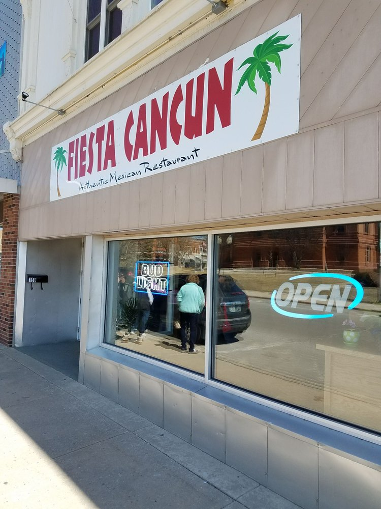 Fiesta Cancun: 150 S Madison St, Lancaster, WI