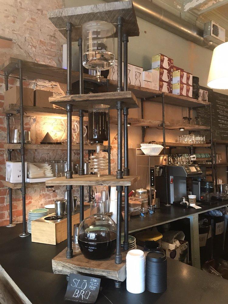 Social Spots from Harvest Coffee Bar