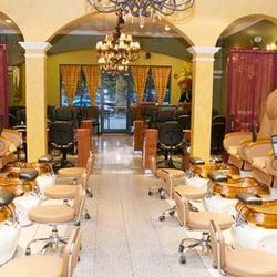 Vogue nail spa 35 photos 43 reviews nail salons for 8 the salon charlotte nc