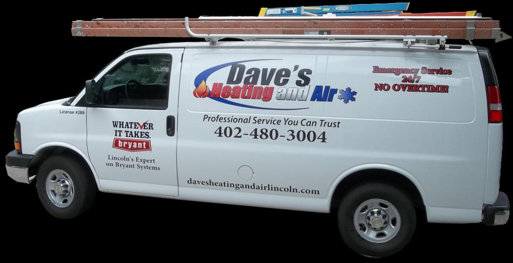 Dave's Heating and Air: 4500 Normal Blvd, Lincoln, NE