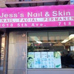 Jess s nail skin care nail salons 8618 5th ave bay for 5th ave nail salon