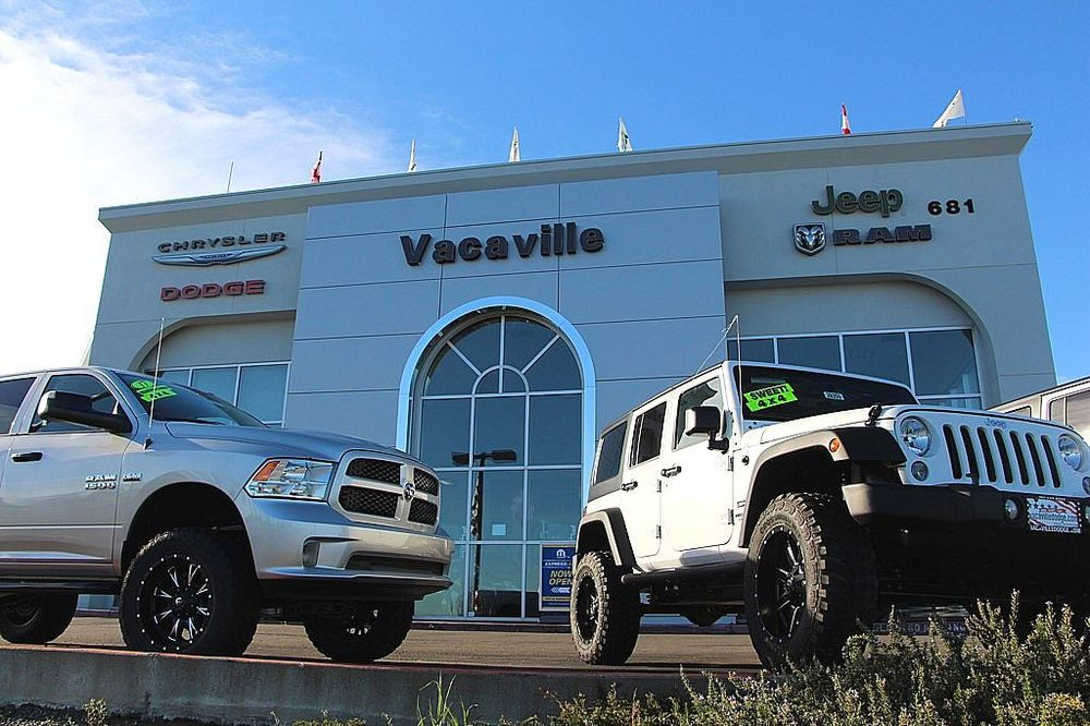 Photo Of Dodge Chrysler Jeep Ram Of Vacaville   Vacaville, CA, United States