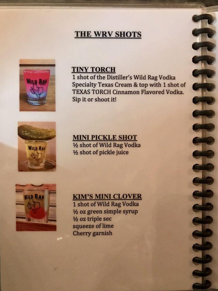 South Texas Distillery Home of Wild Rag Vodka: 642 Fm 1540, Sandia, TX