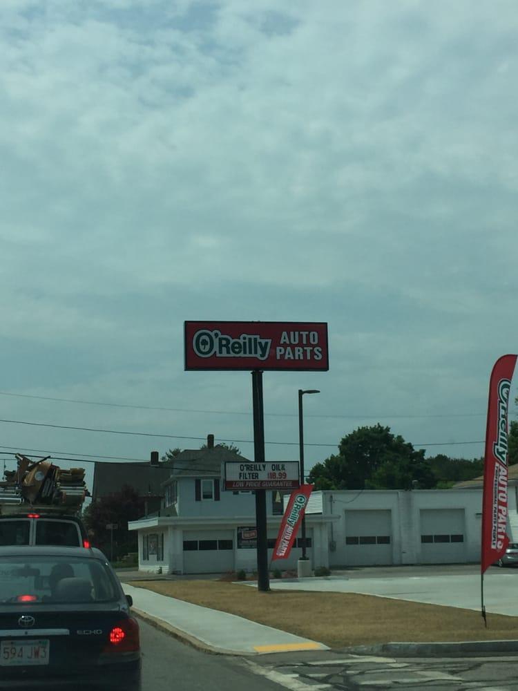 O'Reilly Auto Parts - Auto Parts & Supplies - 150 E Main St