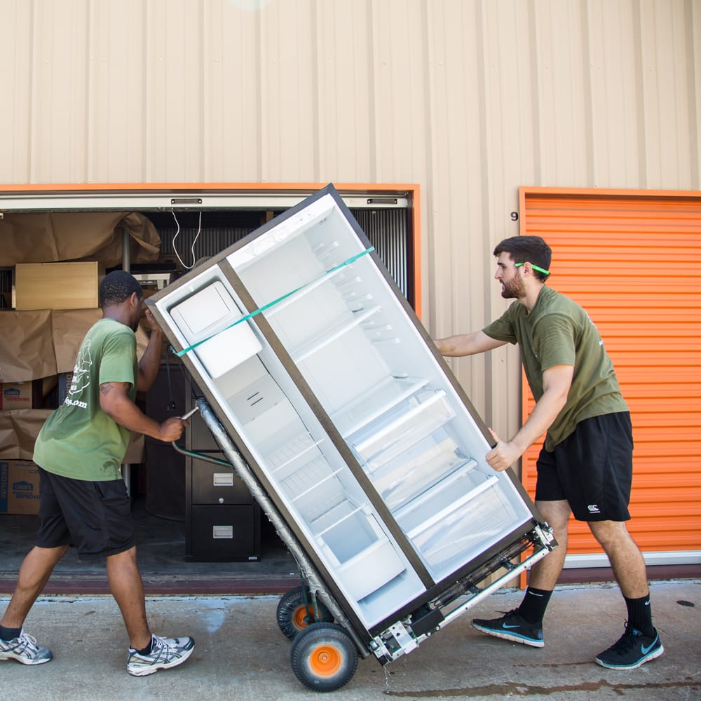 Little Guys Movers: 2201 Fort Worth Dr, Denton, TX