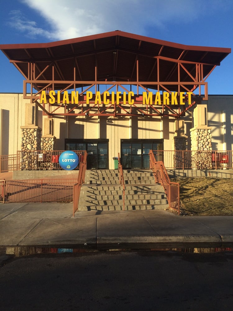 Asian pacific market colorado springs colorado