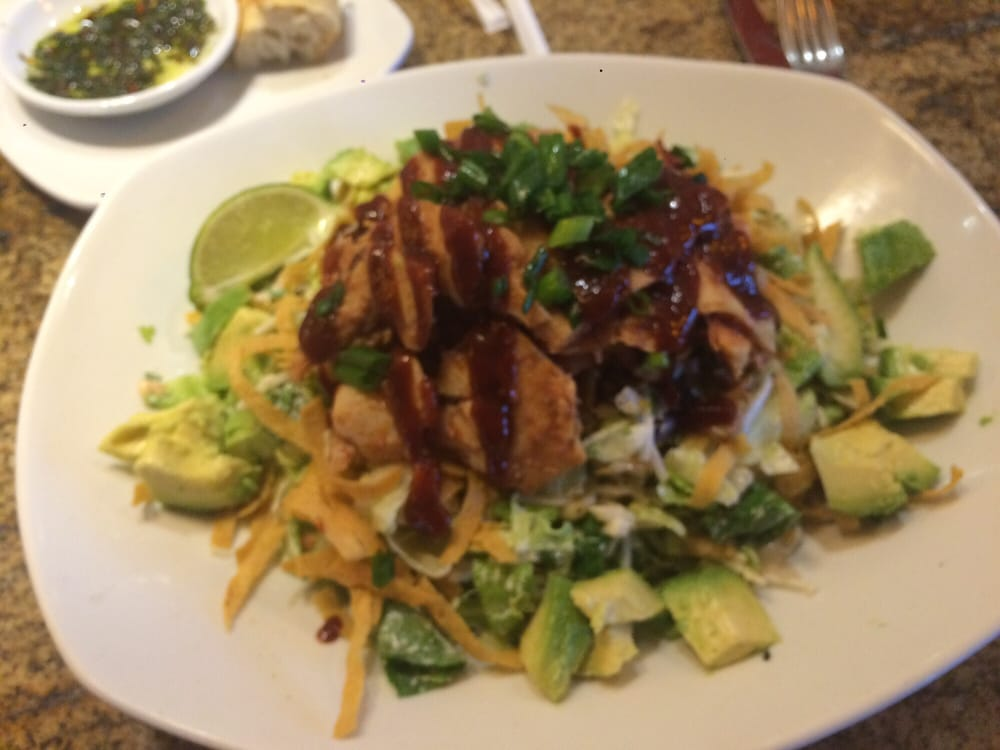 Bbq Chicken Cobb W Avocado Yelp