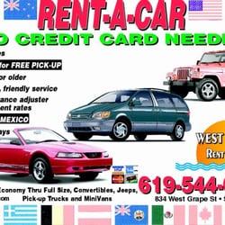 Cheap Rental Cars San Diego >> West Coast Rent A Car Closed 10 Reviews Car Rental 834 W