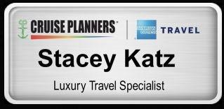 Stacey Katz, Cruise Planners: Cranbury, NJ