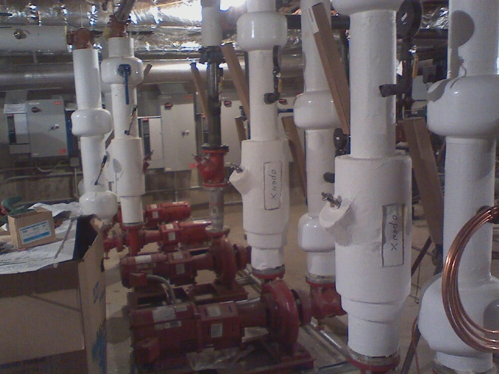Piping, Mechanical Pipe Insulation, Water Pump ...