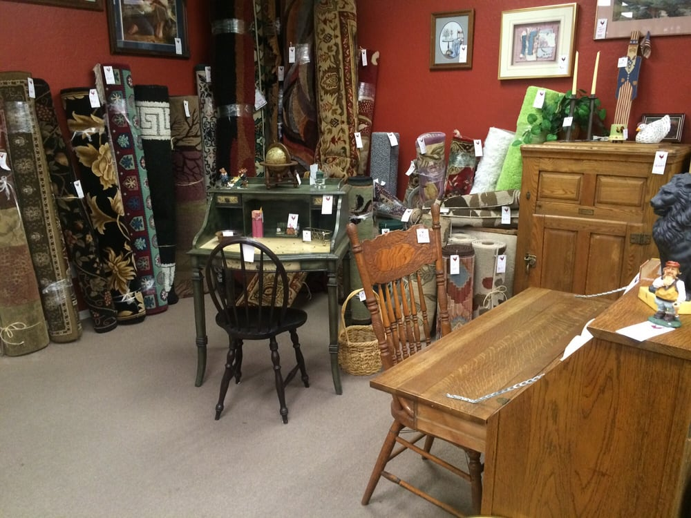Red Rooster Furniture Consignment  More - Used Vintage