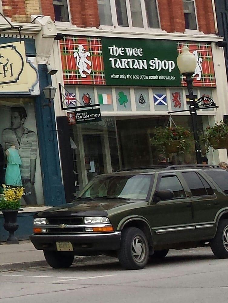The wee tartan shop geschenkartikel 177 queen st port for Geschenkartikel shop