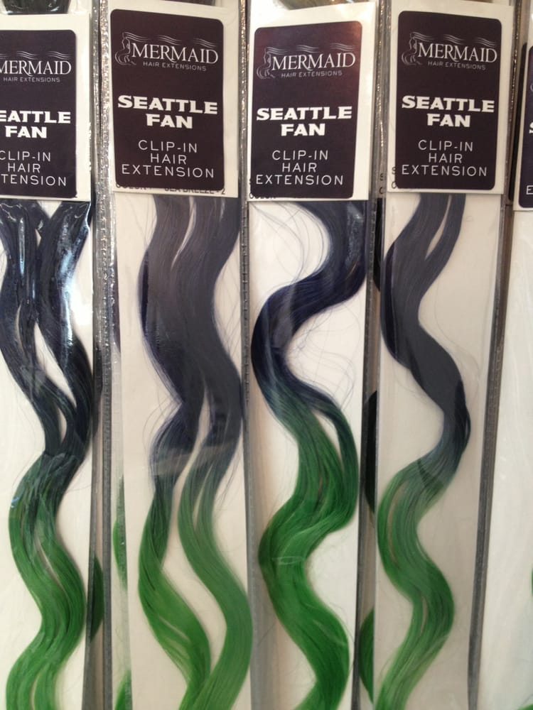 Photos For Mermaid Hair Extensions Yelp
