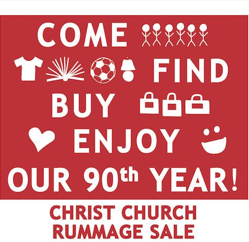 Christ Church Rummage: 470 Maple St, Winnetka, IL