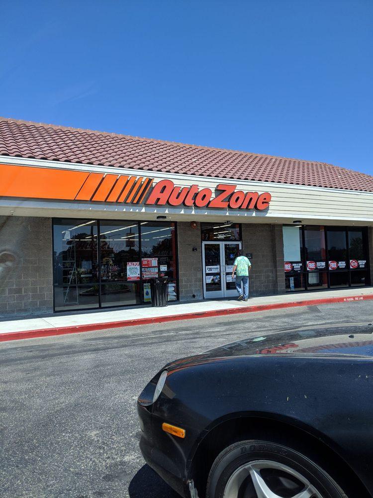 AutoZone: 262 Reservation Rd, Marina, CA