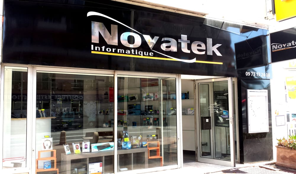 novatek informatique electrical repairs 69 bd mar chal juin cagnes sur mer alpes maritimes. Black Bedroom Furniture Sets. Home Design Ideas