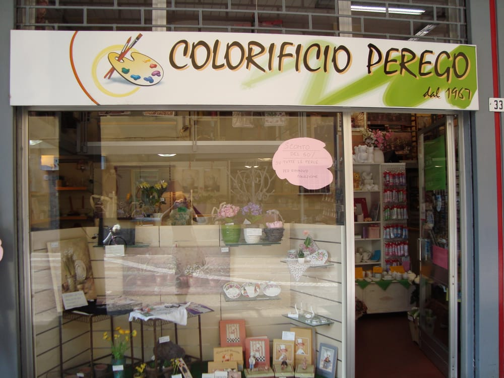 Foto su colorificio perego yelp for Perego arredamenti cernusco