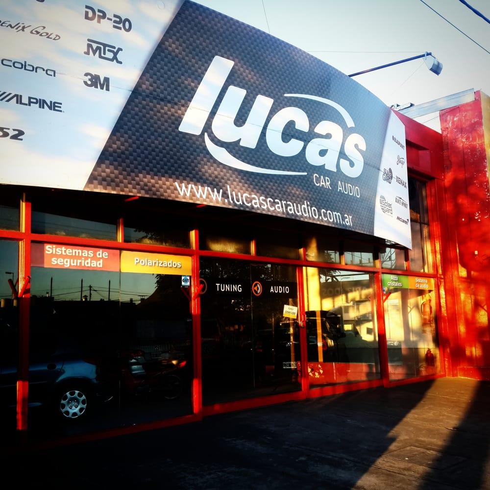 Lucas Car Audio - Car Stereo Installation - Avenida