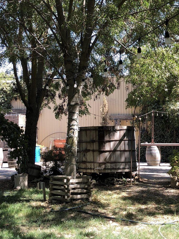 A Nonini Winery: 2640 N Dickenson Ave, Fresno, CA