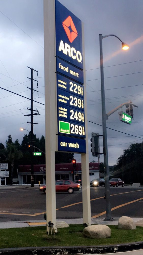 Ok Google Gas Station Near Me >> Arco Gasoline - Gas Stations - 501 W Whittier Blvd, La Habra, CA - Phone Number - Yelp